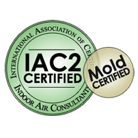 Mold Certification Logo