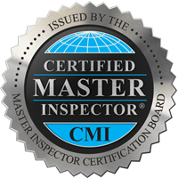 Certified Master Inspection Logo